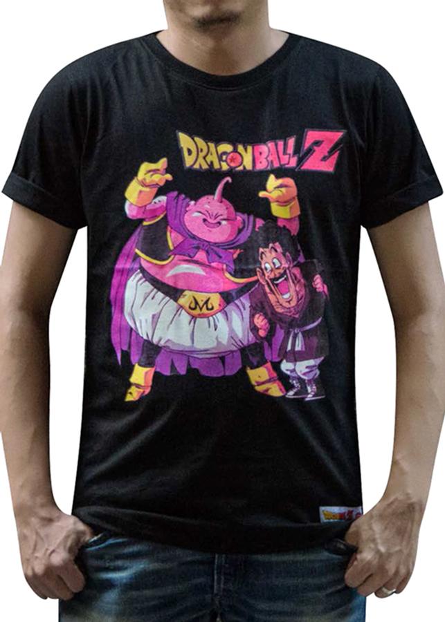 Áo Phông Dragon Ball Z - Đen