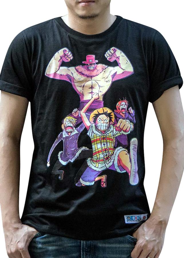 Áo Phông One Piece - Đen