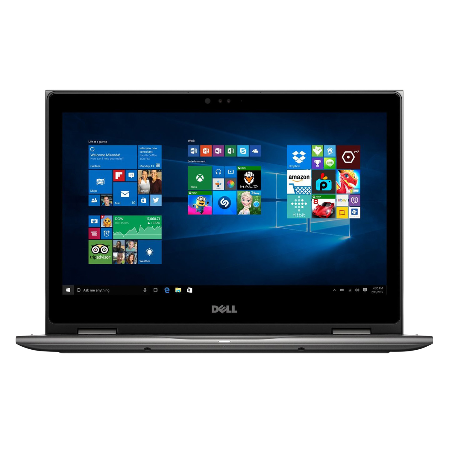 Laptop Dell Inspiron 5368 T5368A