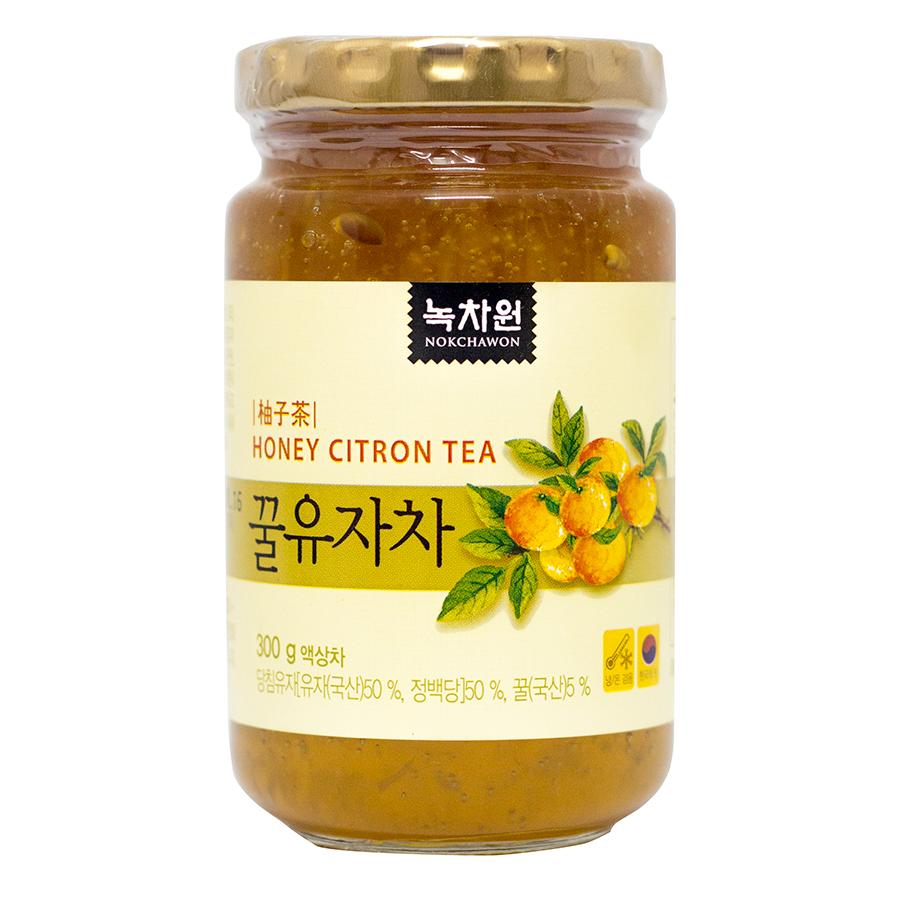Trà Thanh Yên Mật Ong Nokchawon Honey Citron Tea 300g