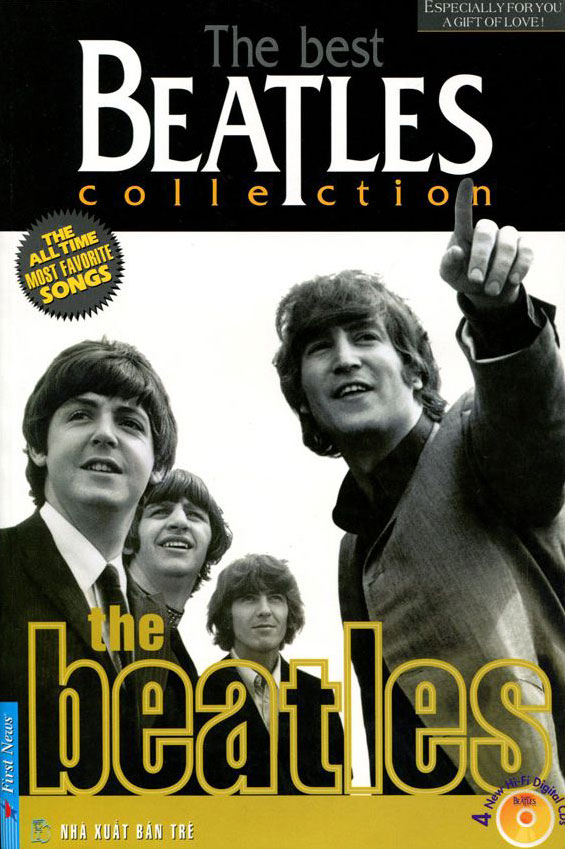 The Best Beatles Collection (Khổ Lớn)
