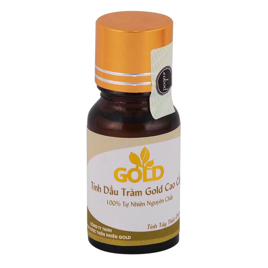Tinh Dầu Tràm Gold Cao Cấp (10ml)