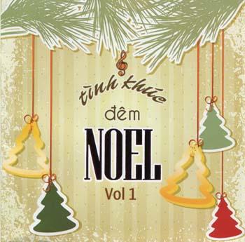 TÌNH KHÚC ĐÊM NOEL (CD)