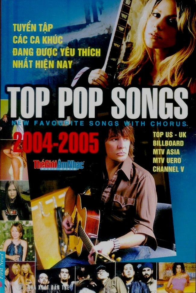 Top Pop Songs 2004 - 2005