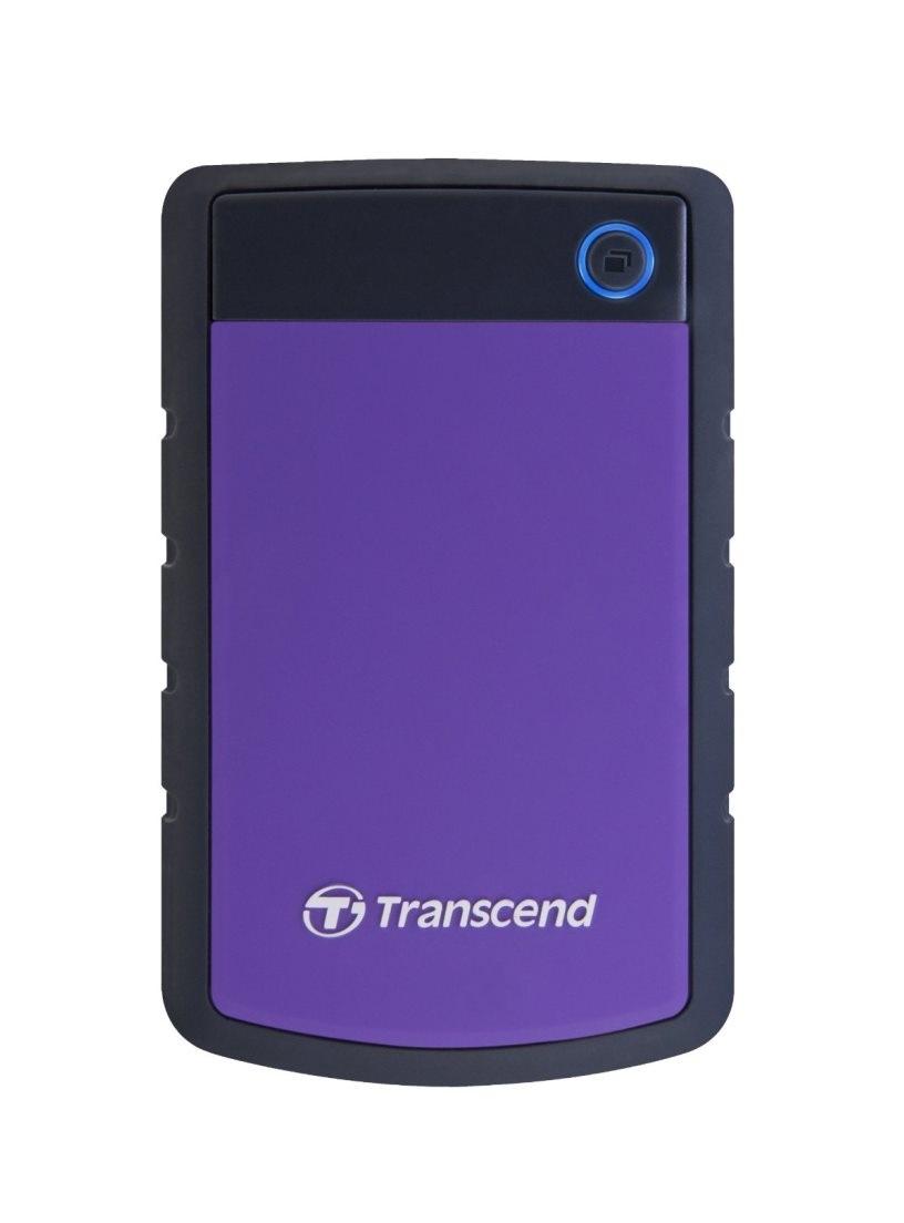 Ổ Cứng Di Động Transcend StoreJet H3B 1TB 2.5 - TS1TSJ25H3P