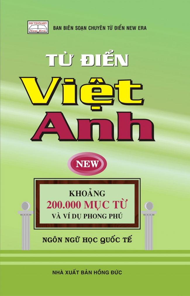 Từ Điển Việt - Anh 200.000 Từ