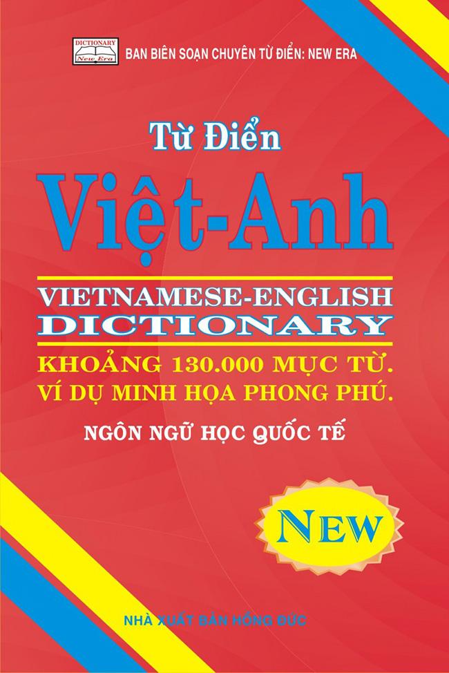 Từ Điển Việt Anh 130.000 Từ