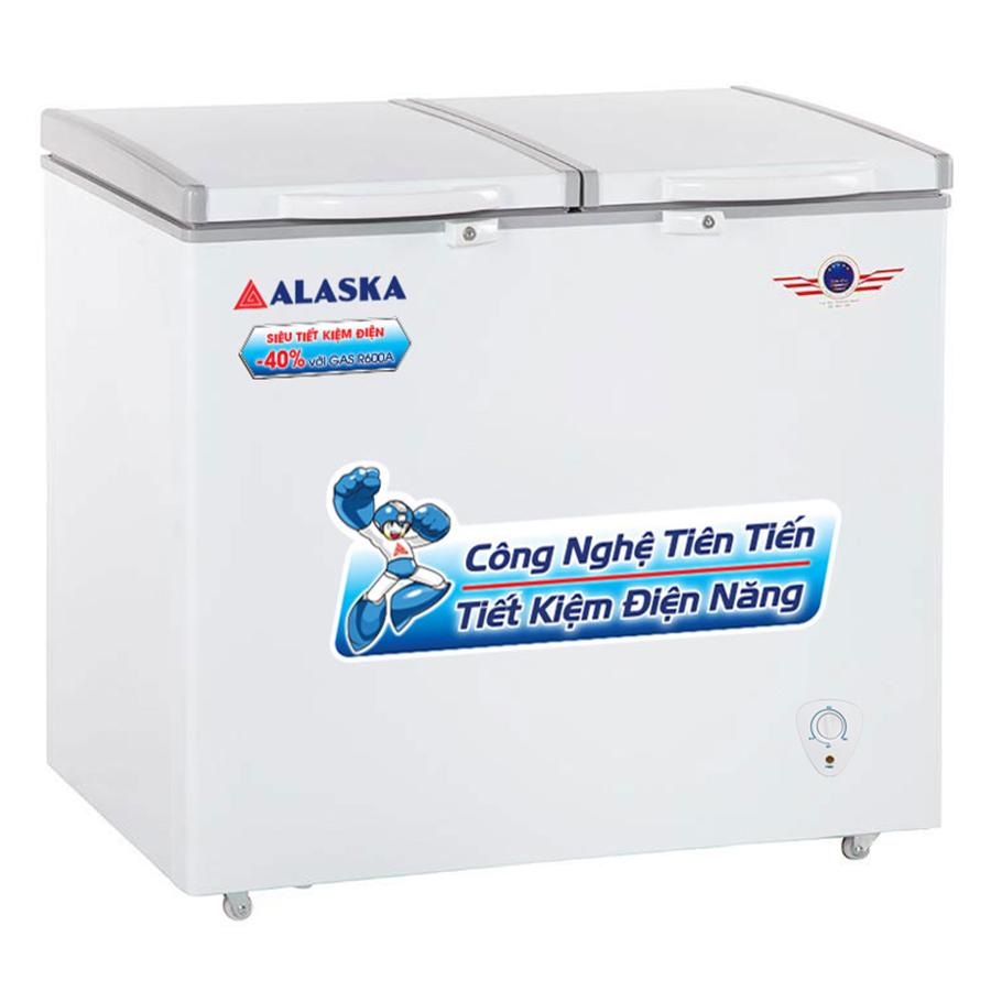 Tủ Đông Alaska BCD-3067N (250L)