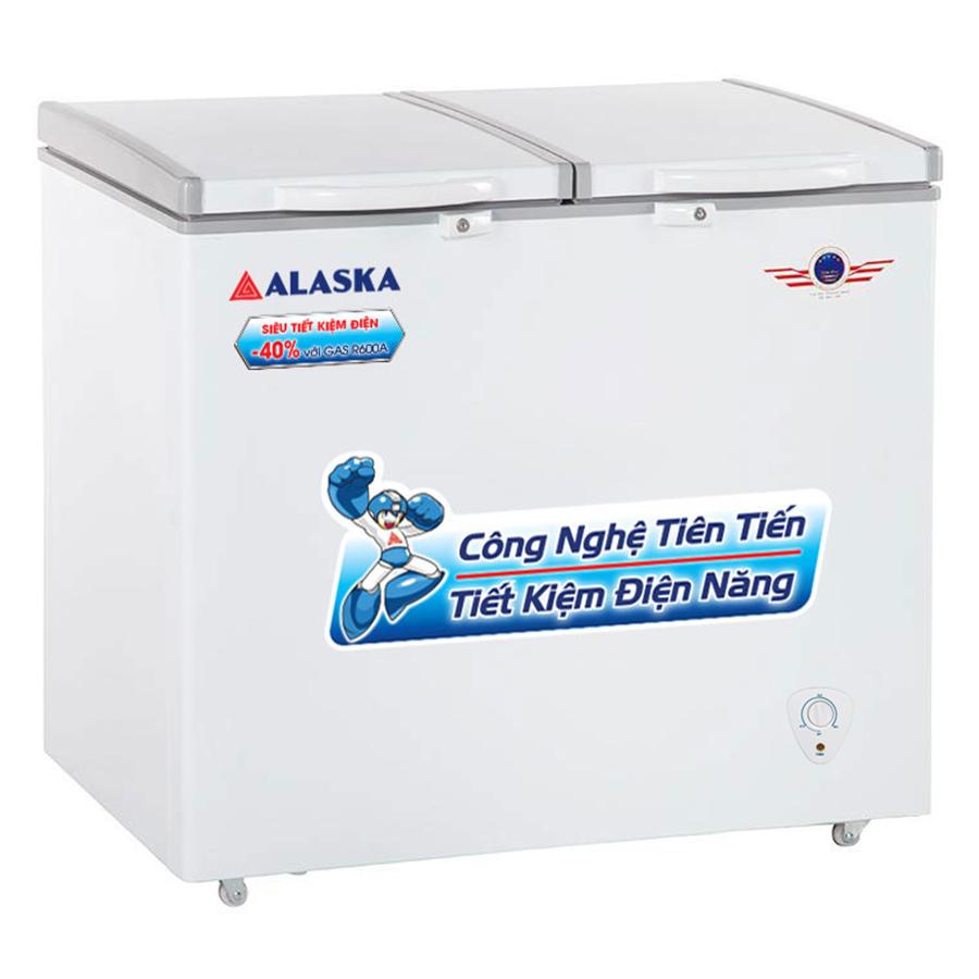 Tủ Đông Alaska BCD-3068N (250L)