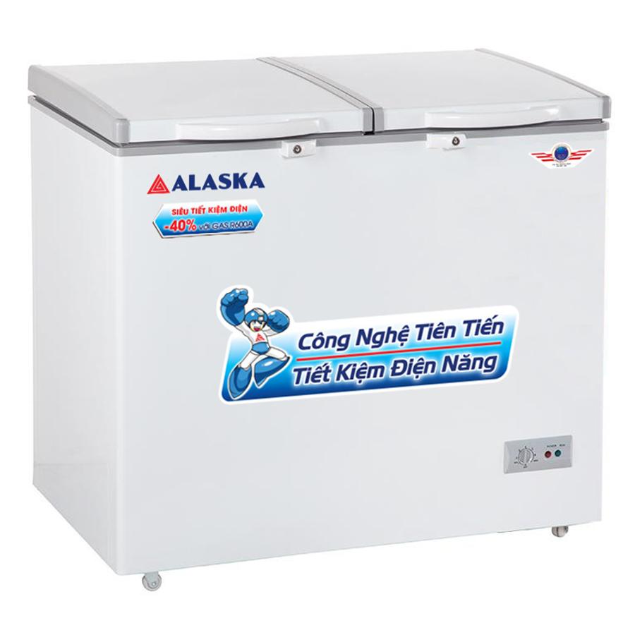 Tủ Đông Alaska BCD-5568N (550L)