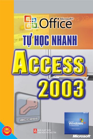 Tự Học Nhanh Access 2003