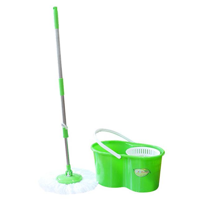 Bộ Lau Nhà 360 Độ HH-Plastic HHLN010 (Xanh)