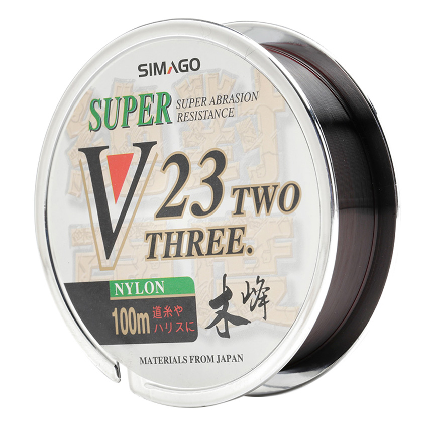 Dây Cước Câu Cá KHP Super V23 (100m) - Màu Ngẫu Nhiên