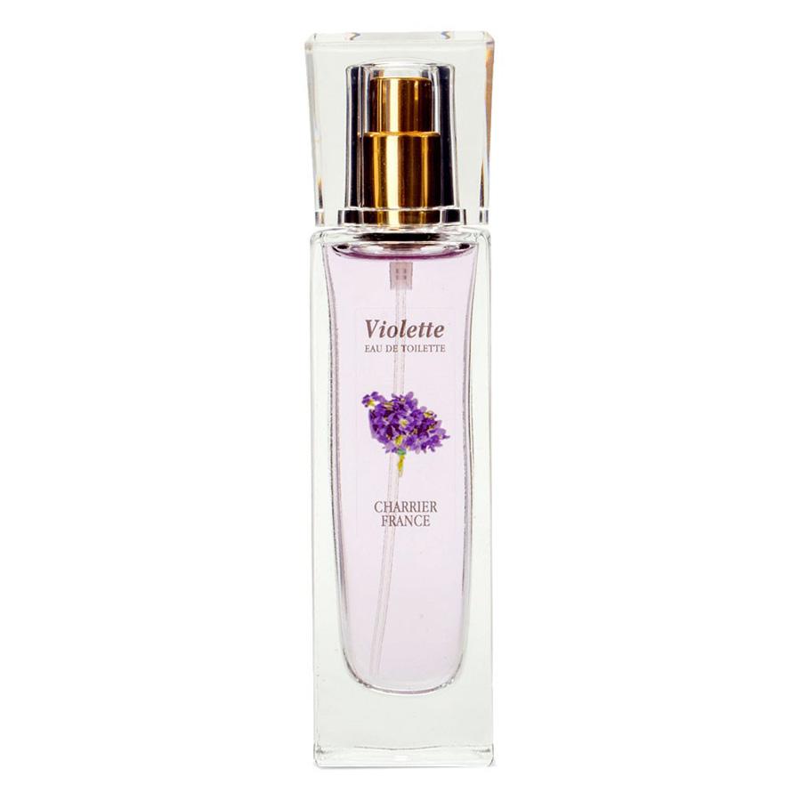 Nước Hoa Nữ Violette Natural Spray EDT Charrier Parfums 30ml - VI30