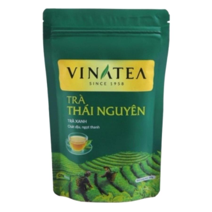 Trà Vinatea Thái Nguyên Sợi Rời Túi Ziplock (100g)