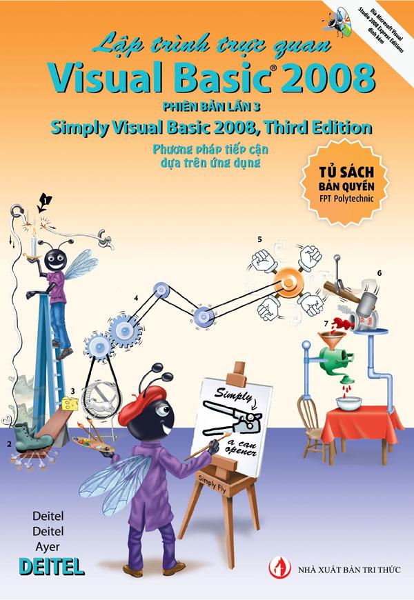 Lập Trình Trực Quan Visual Basic 2008 - Phiên Bản Lần 3