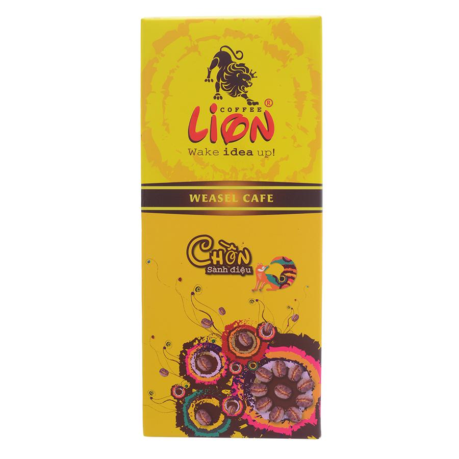 Cà Phê Lion Coffee Chồn Sành Điệu (500g)