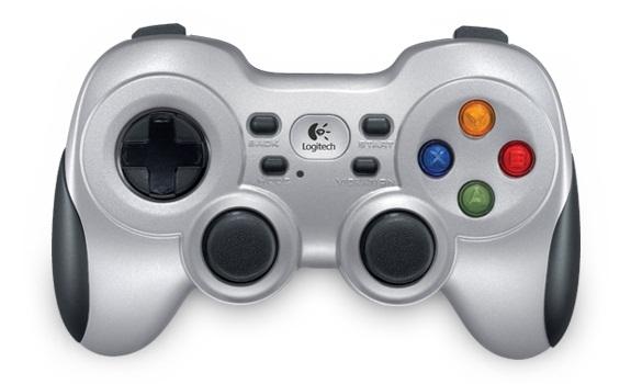Tay Bấm Game Không Dây Logitech F710 - Gaming