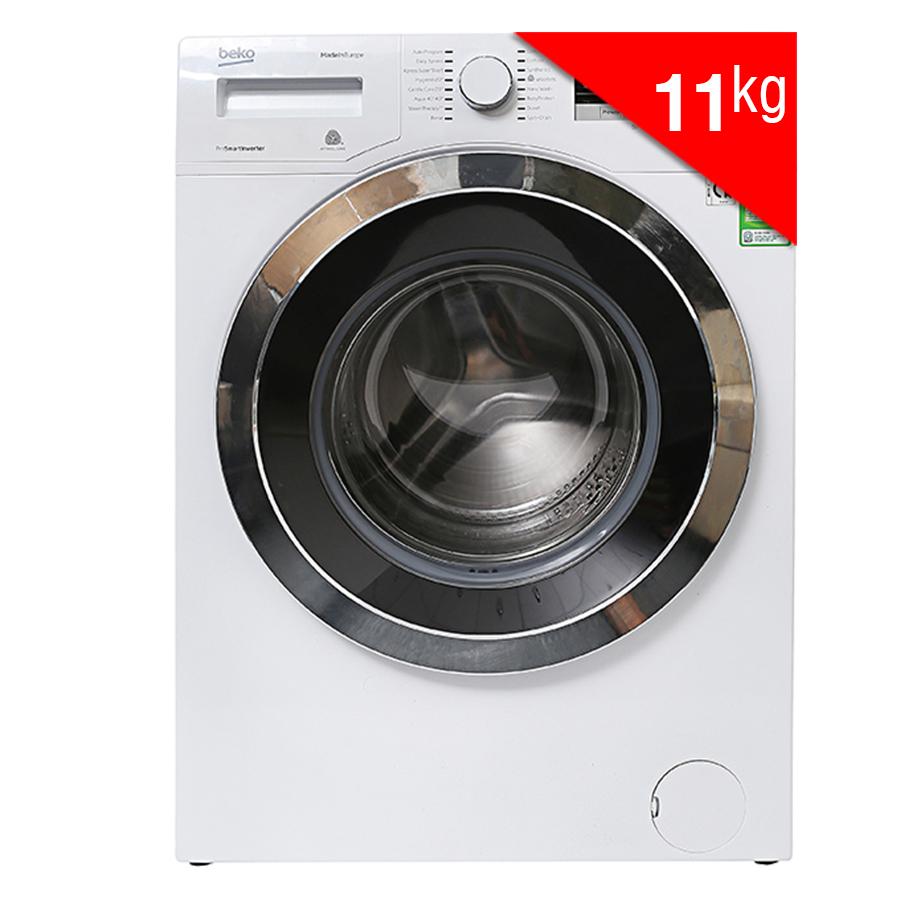 Máy Giặt Cửa Trước Inverter Beko WTE 11735 XCST (11kg)