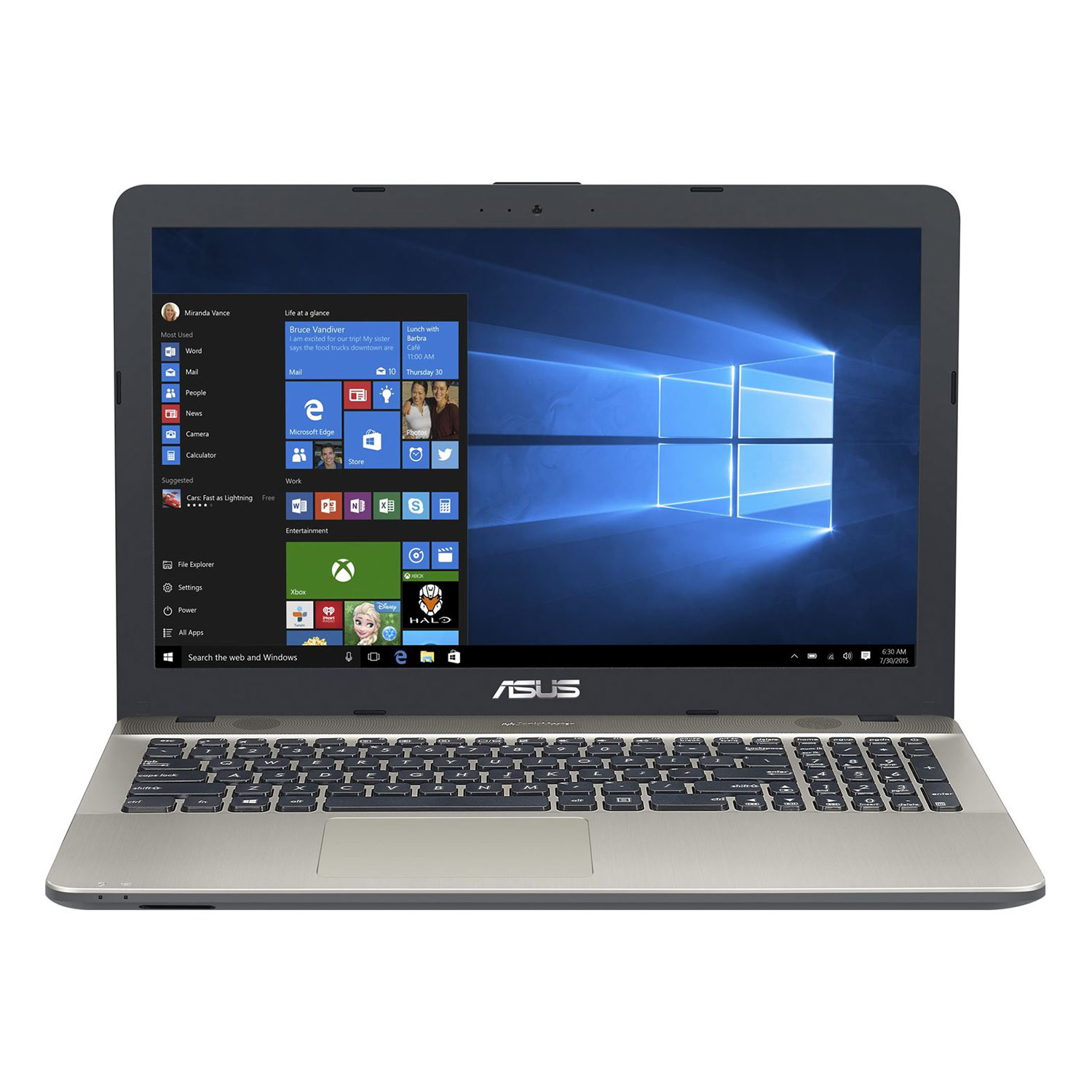 Laptop Asus X541UA-XX051D Core i5-6200U