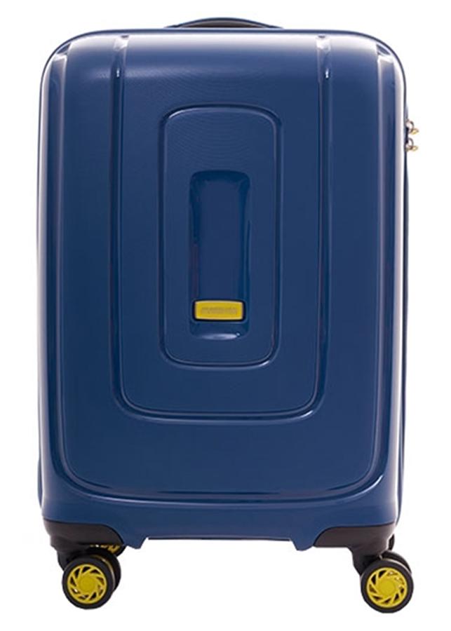 Vali nhựa American Tourister Lightrax TSA - AD8*21002 - Xanh (Size Trung)