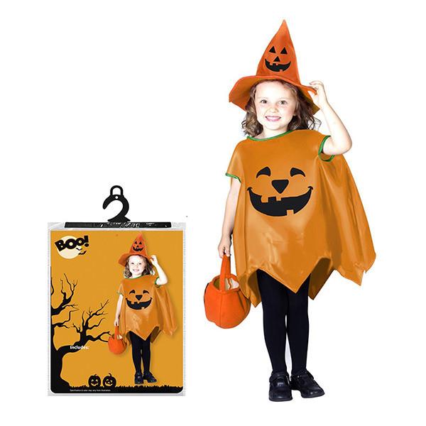 Bộ Đồ HóaTrang Bí Ngô Halloween Nữ Uncle Bills UH00618 - Cam