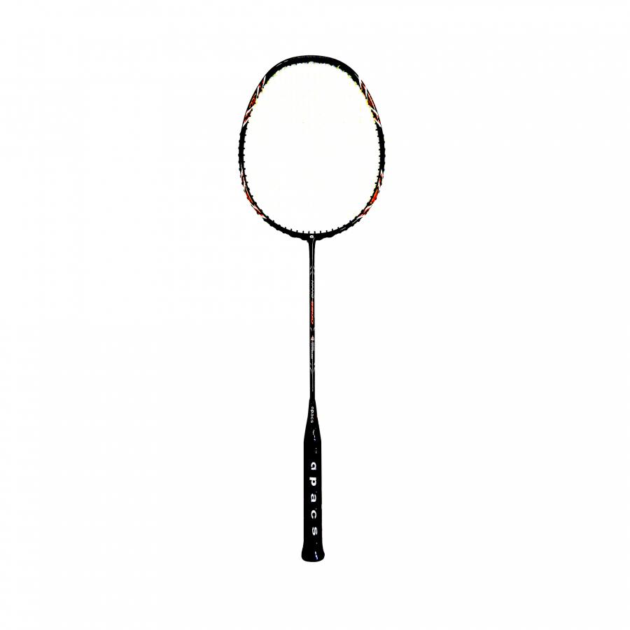 Vợt cầu lông APACS NANO 9900 new (Đen /đỏ)