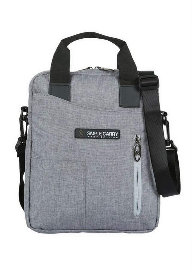 Túi Đeo Simplecarry LC IPAD 3 (30.5 x 25cm) - Grey
