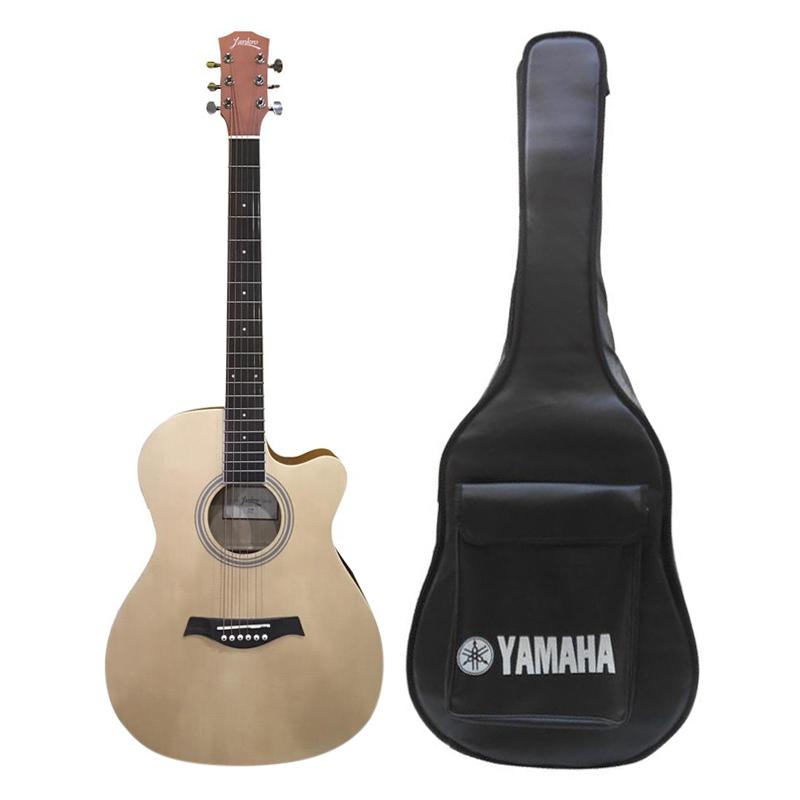 Combo Đàn Guitar Acoustic Lankro KBD 9A33 + Kèm Bao Đựng Và Phím Gảy