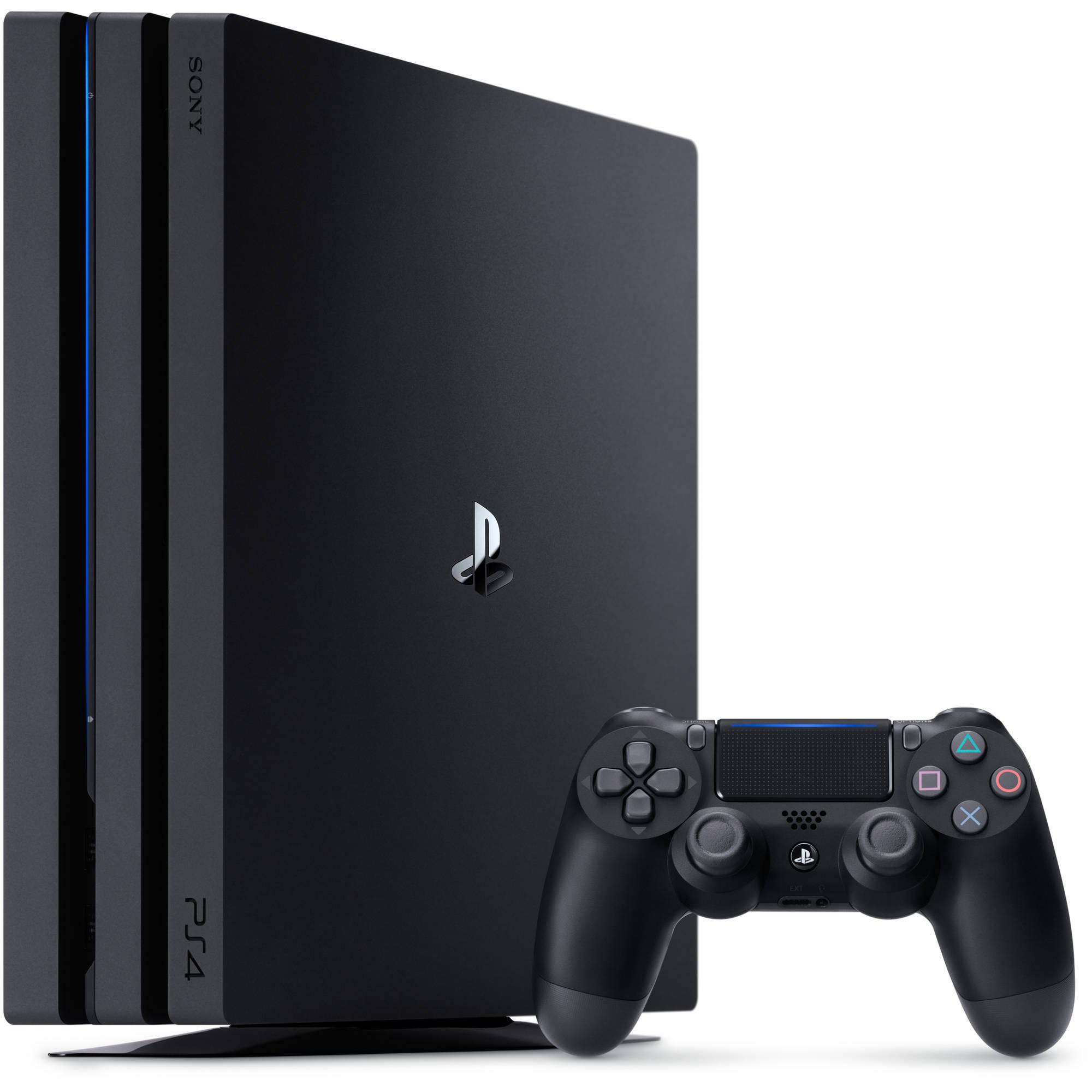 Máy Sony PS4 Pro 1TB tặng tay cầm chơi game dualshock 4 và Pes 2019