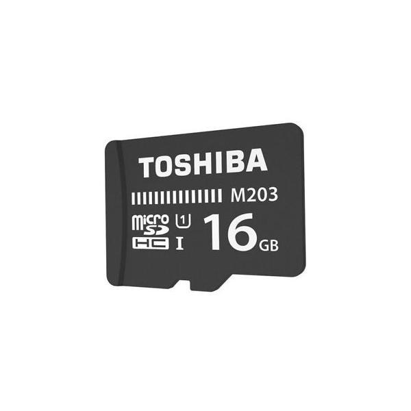 Thẻ nhớ Micro SDHC Toshiba M203 100MB/s - 16GB
