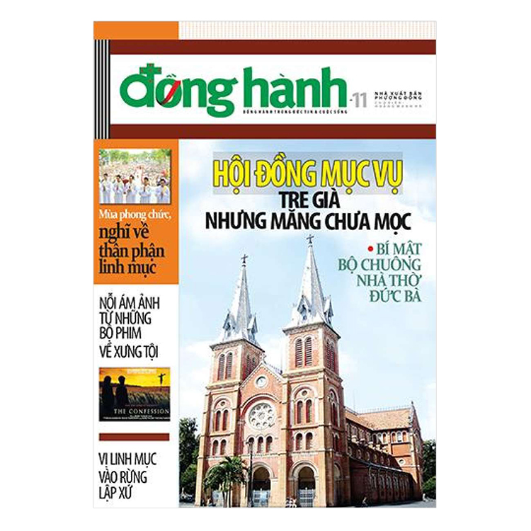 Tạp Chí Đồng Hành Số 11