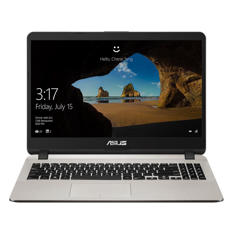 Laptop Asus Vivobook X507UA-EJ313T Core i3-7020U/Win10 (15.6 inch) (Gold) - Hàng Chính Hãng