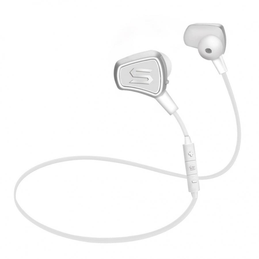 Tai Nghe Bluetooth Nhét Taii SOUL Impact (Trắng) - Hàng Chính Hãng