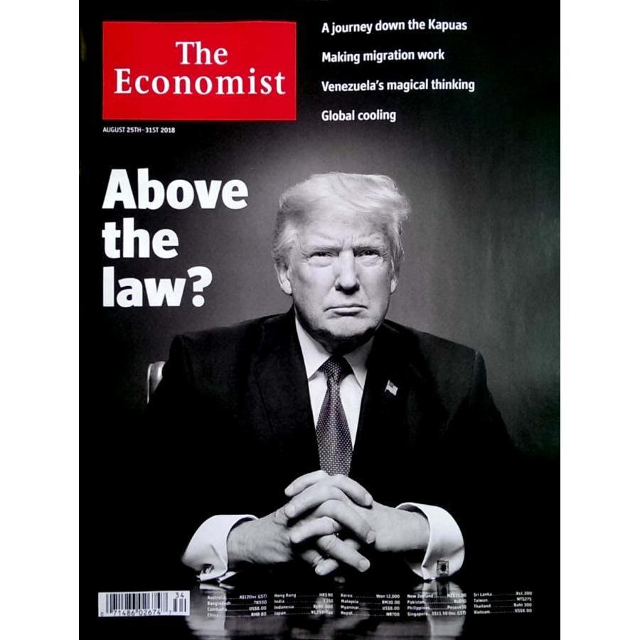 The Economist: Above The Law? - 34