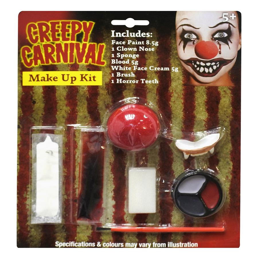 Bộ Hóa Trang Thằng Hề Đáng Sợ Halloween Uncle Bills Uh00719