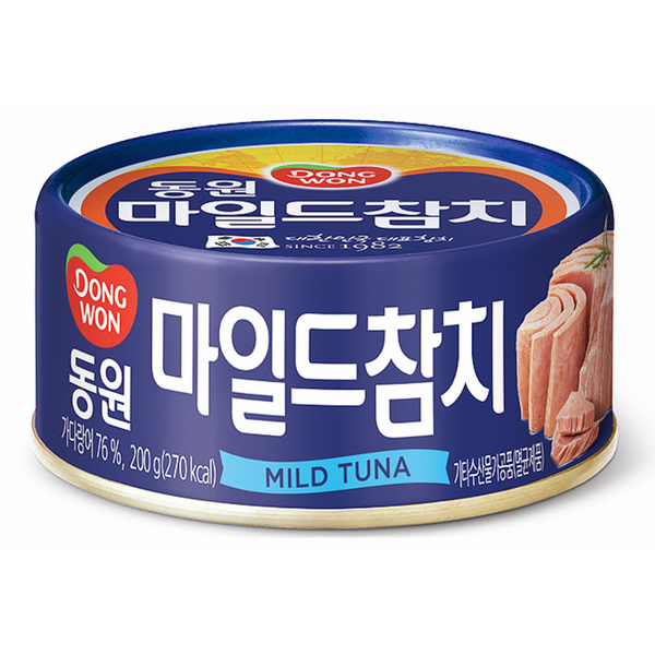 Cá Ngừ Trộn Dongwon (210g)
