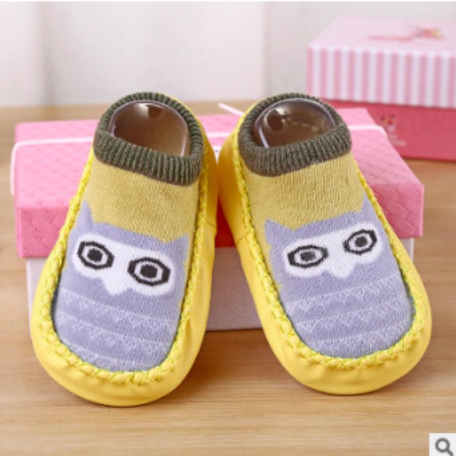Giày len tập đi cho bé Baby-non-slip002