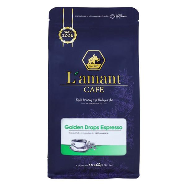 Cafe Golden Drop Espresso L'amant (250g)