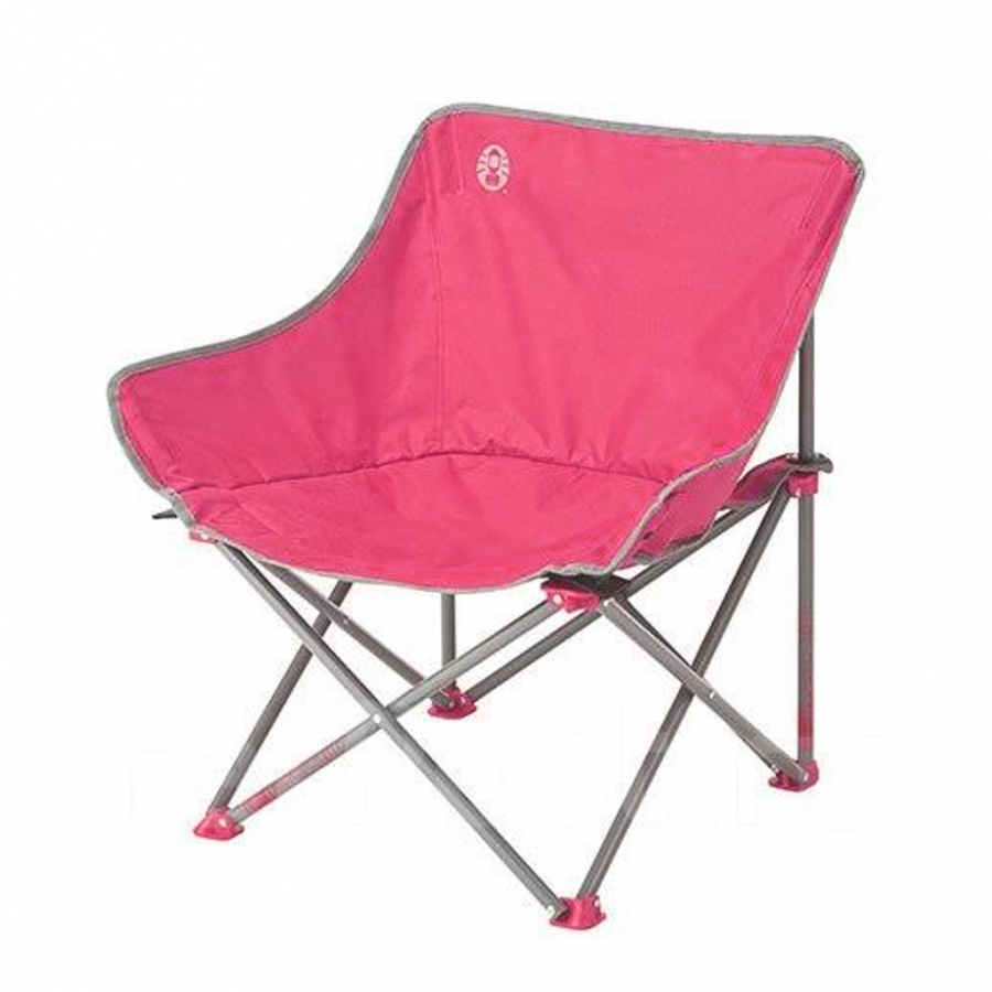 Ghế xếp Kick Back Coleman - 2000021992- Hồng - Chair Kick Back Pink Asia