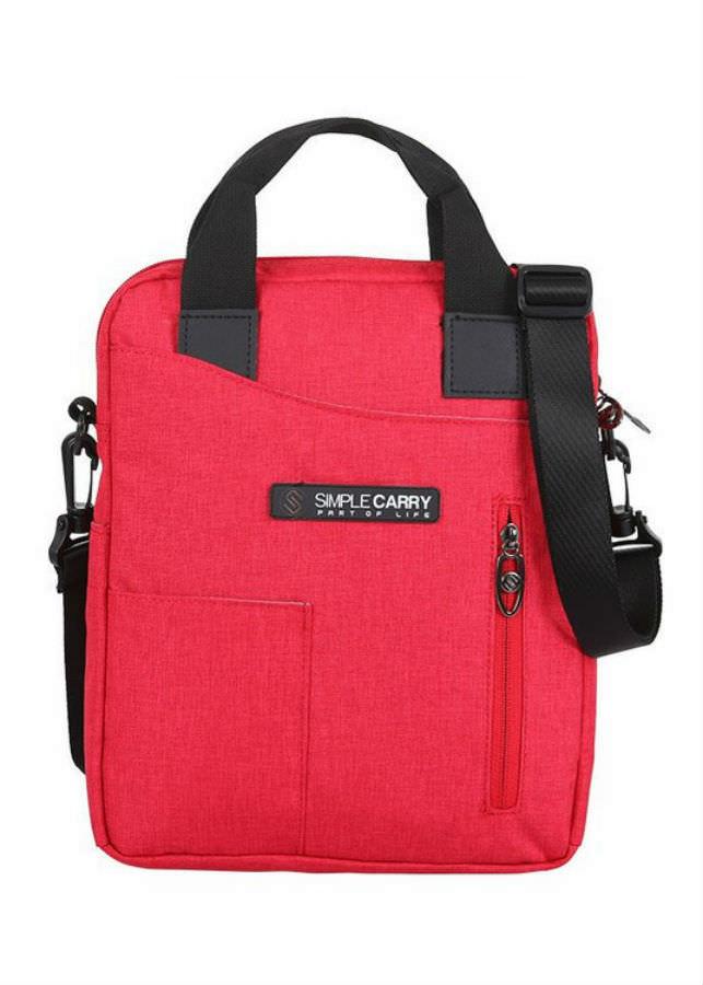 Túi Đeo Simplecarry LC IPAD 3 (30.5 x 25cm) - Red