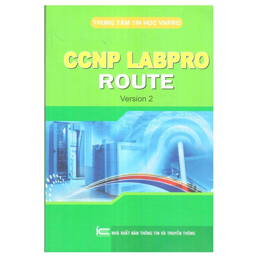 CCNP Labpro Route Version 2