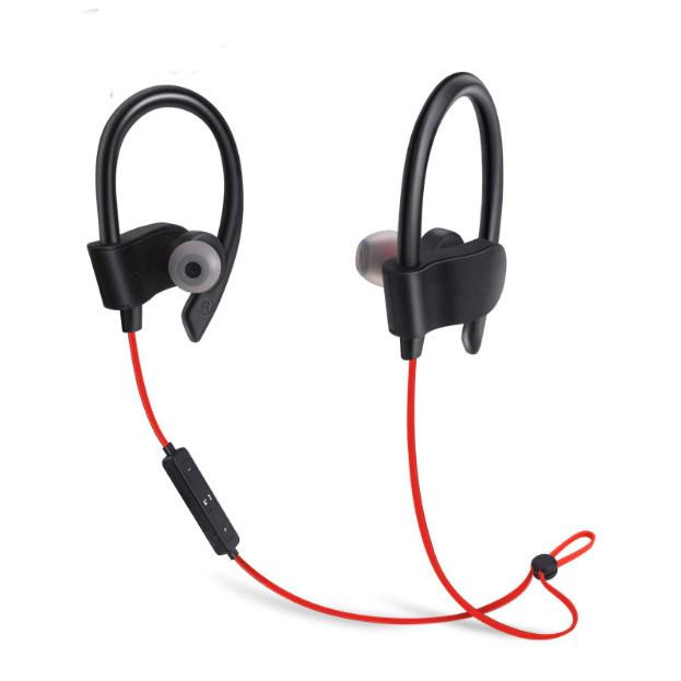 Tai Nghe Bluetooth Móc Tai Kiểu Dáng Thể Thao (màu ngẫu nhiên)