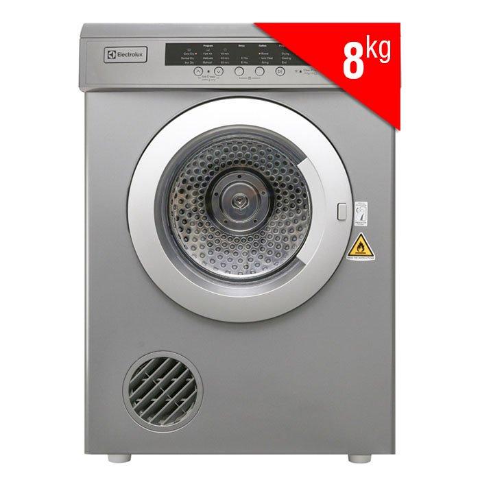 Máy Sấy Cửa Trước Electrolux EDV8052S (8kg)