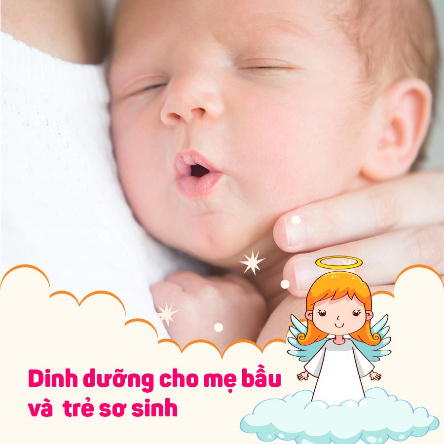 Bộ 3 Khóa Học Dinh Dưỡng Cho Mẹ Bầu Và Trẻ Sơ Sinh KYNA KID09
