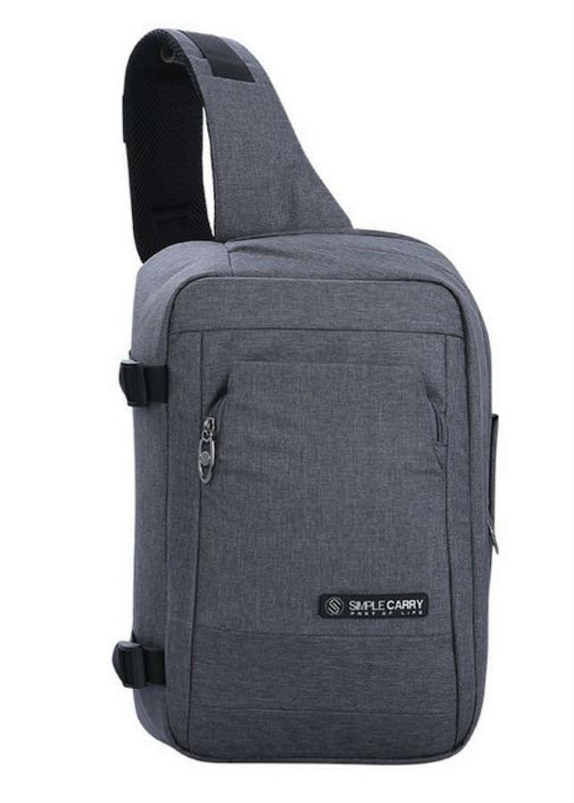 Túi Đeo Simplecarry Sling Big (40 x 25cm) - D.Grey