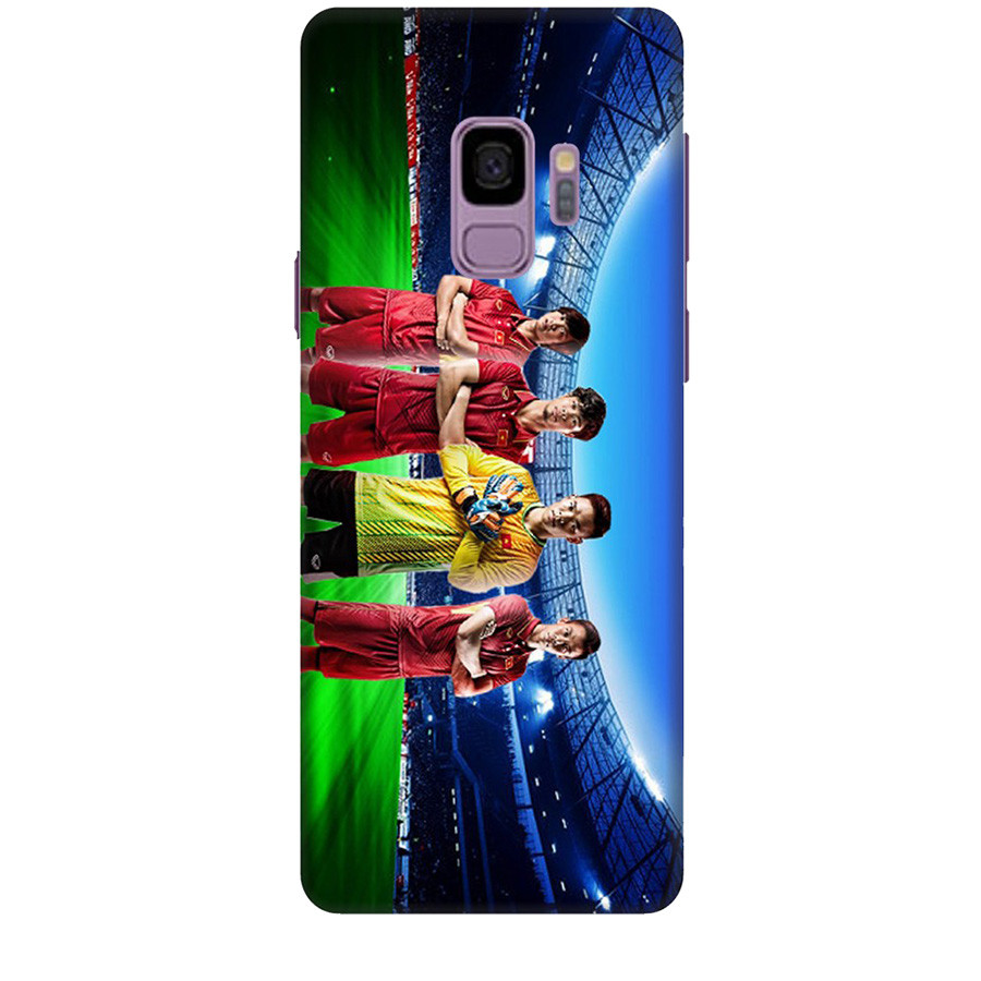 Ốp Lưng Dành Cho Samsung Galaxy S9 AFF Cup Đội Tuyển Việt Nam Mẫu 2