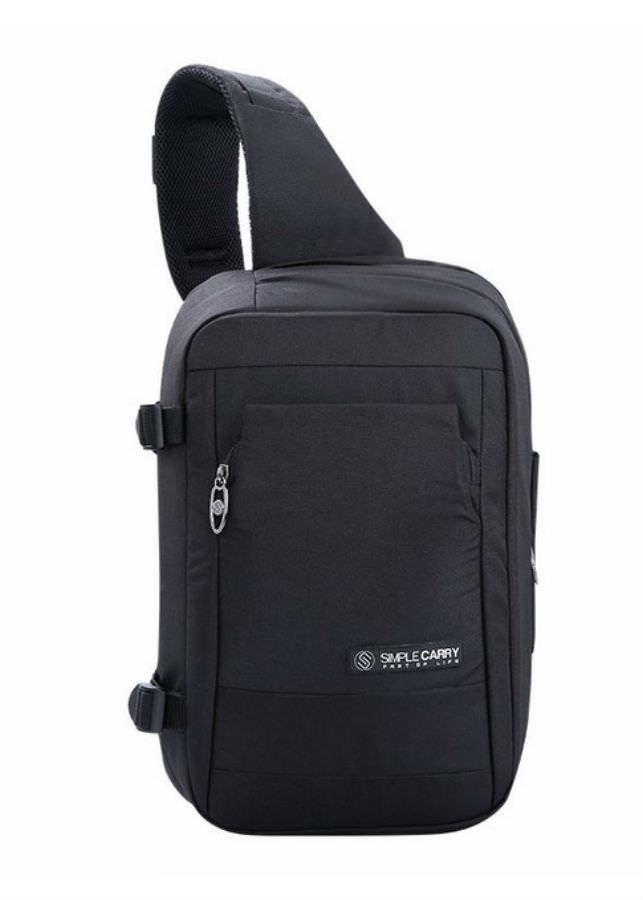 Túi Đeo Simplecarry Sling Big (40 x 25cm) - Black