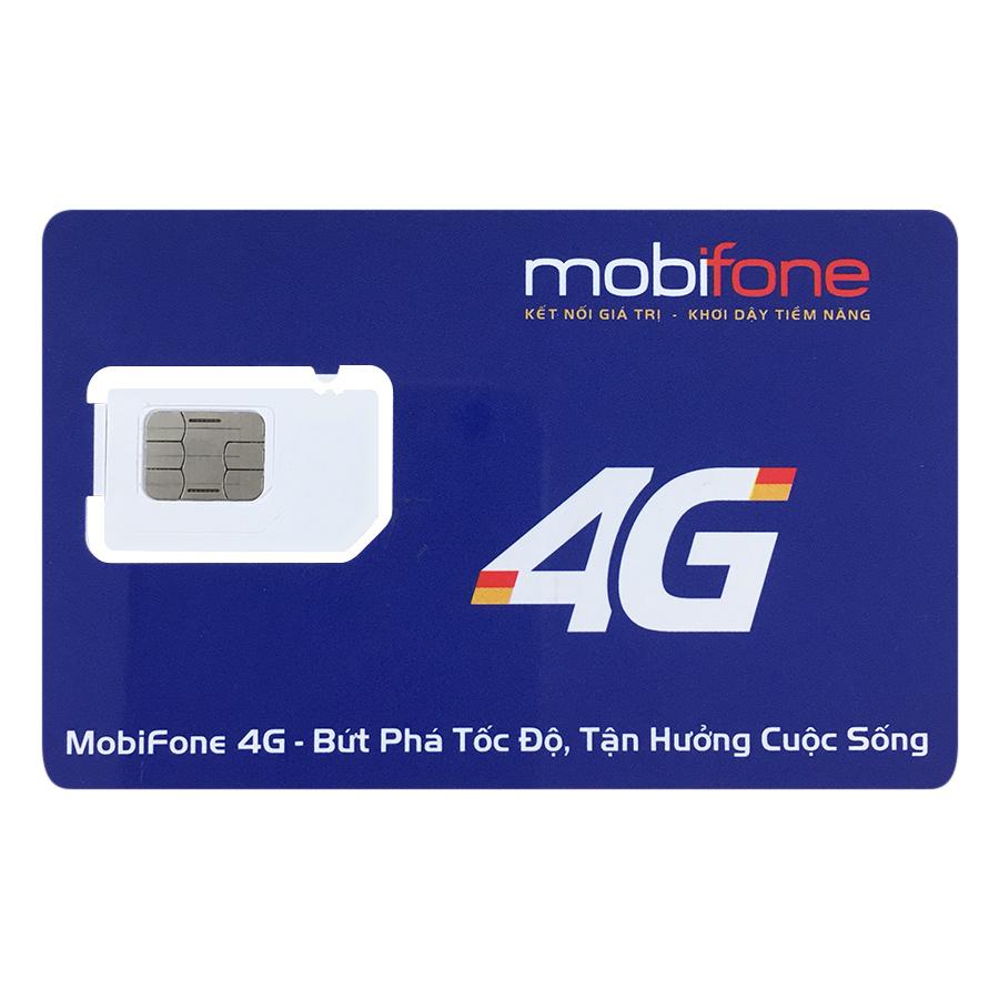 Sim 4G Mobifone 9GB / Tháng (12 Tháng)