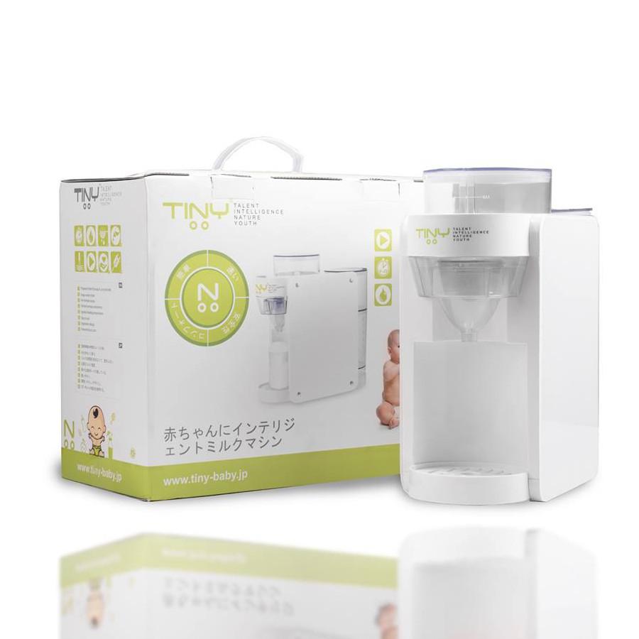 Máy pha sữa bột tự động cho bé Tiny Baby Formula Nhật Bản